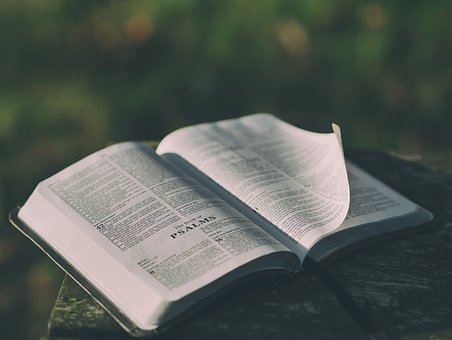 Open Holy Scriptures